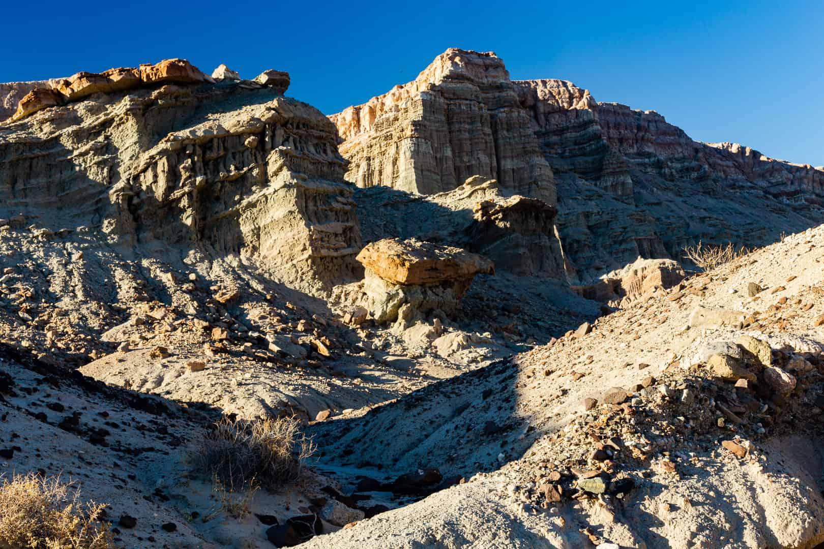 Cliffs, Red Rock Canyon, December 2015