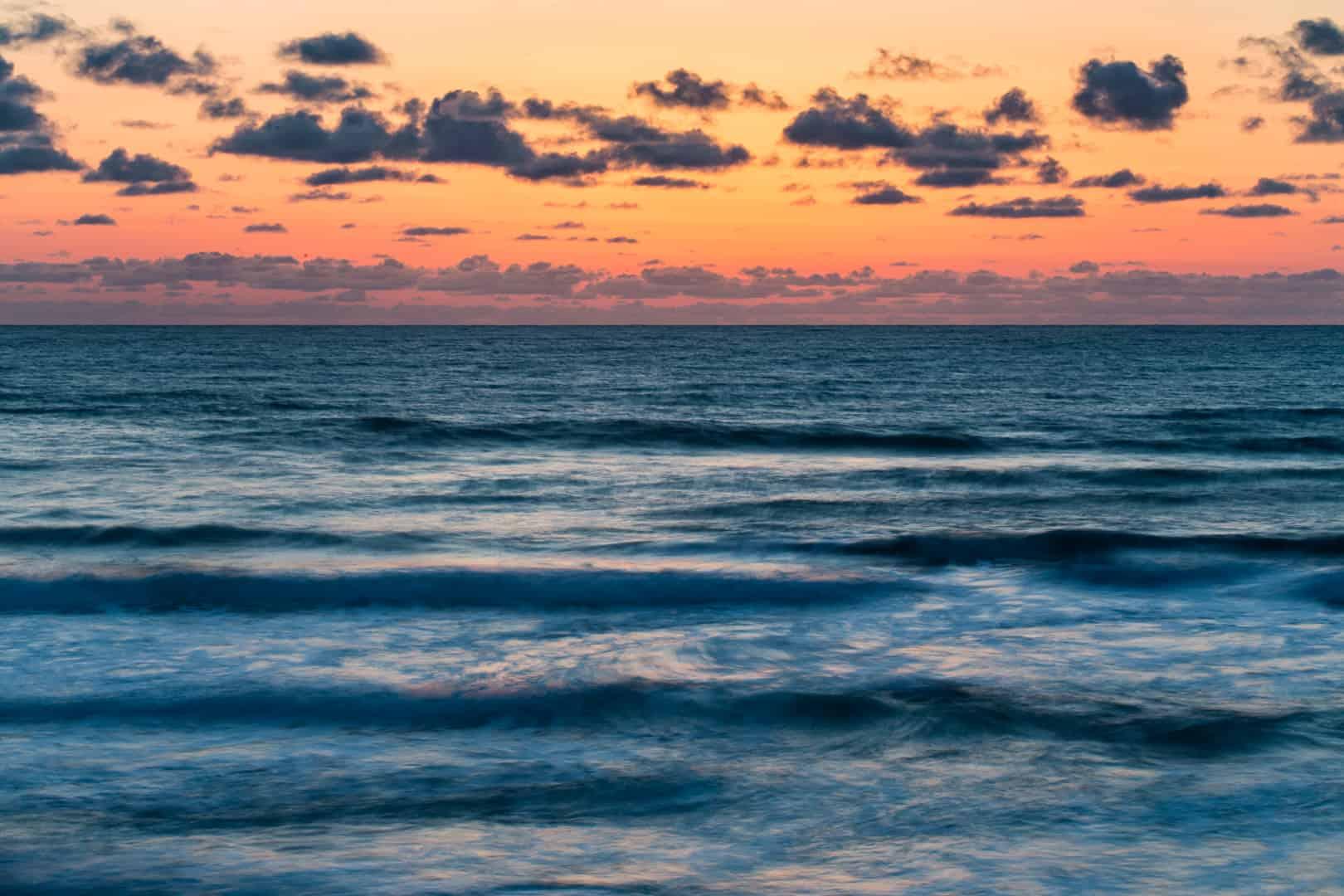 Sunset, Ten Mile Beach, April 2017