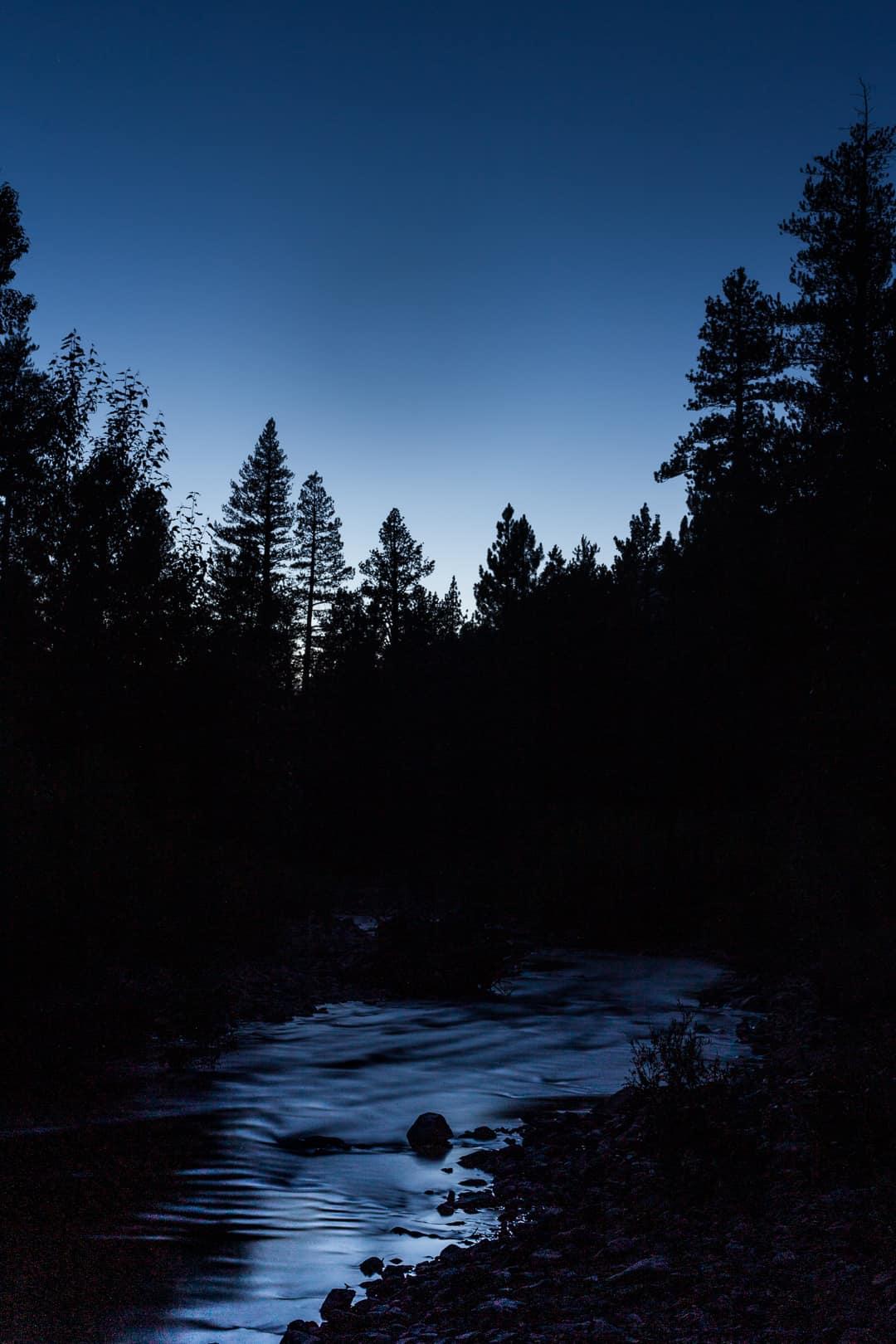 Kennedy Creek, Emigrant Wilderness, August 2018